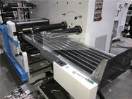 Plus Roll To Roll Film Label Adhesive Label IML Die Cutting Machine With Collecting Conveyor